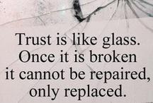 Trust / by Donna Peruski