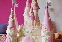 Pastel castillo