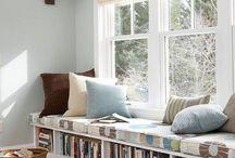 Mery - siedzenie na oknie