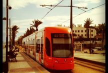 Trams/Metro/Underground