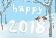 Happy 2018 by ibbds