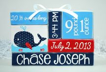 For baby / Creative ideas to celebrate babies / by Rosepapa Creative