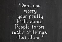 Wise things