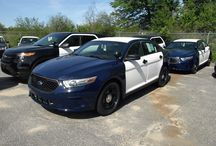 Ford Vehicles / Ford Interceptor Sedan and Utility Police Vehicles