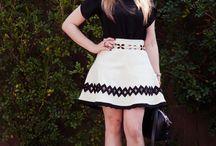Fashion Style / mini skirt, mini dress,  high low dresses