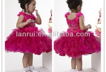 Pageant Dresses For Girls / by Kathy Chaney