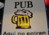 Cartel de cerveza
