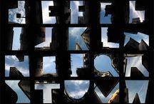Typography   Typeface   Fonts   Web Fonts / Typography, Lettering, Serif, Sans Serif, Modern, Art Deco, Slab Serif, Calligraphy, Script typefaces, Fonts, free fonts, webfonts.