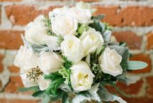 White flowers / About floristics
