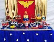 festa mulher Maravilha !