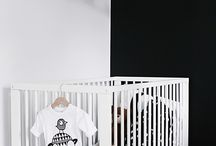 Black and White | Baby Nurseries and Kids room