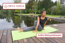 5 Useful Yoga Asanas to Increase your Brain Power / Yoga as we know the best way of keeping your body fit and healthy. It is not only for your body health but it is a great source of strength for brain. Your brain requires exercise in order to function effectively. The busy schedule of life can drive stress and problems which makes your brain mentally imbalanced. In that situation Yoga helps to remove stress and anxiety in your mind. Well we have a list of 5 useful yoga poses which boost your brain power:-