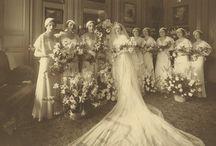 Real vintage wedding yay