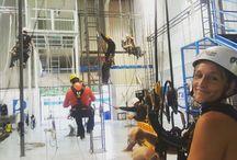 curso IRATA BARCELONA / Formacion de trabajos verticales con certificación IRATA International