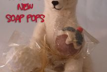 Christmas soaps / All our lovely soaps created especially for Cristmas