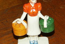 salt & pepper pots / by Judith Brocklesby