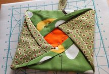 Quilted crafts