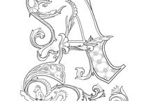 iniciály