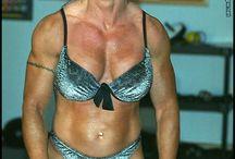 muscle beauty