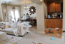 Tips for a quick, clean house! / 25 tips---quick things to do to make clutter-free look!