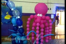 Balloons - Under the Sea / by Rhonda West