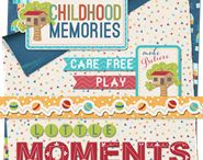 Childhood Memories / by Imaginisce