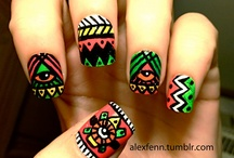 nails. / by Guin Brown