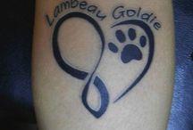 Tatuaggi Zampa Di Cane