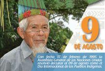 Día Internacional de los Derechos de los Pueblos Indígenas