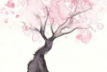 Pembe ağaç