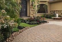 Good Driveway, Good Impression / A well-designed driveway enhances your home's architectural style.