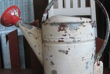 I Love Old Watering Cans / by Tammy Andersen
