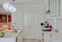 Kitchen Inspiration / Beautiful, pretty and inspiring kitchens. Interior design / by DIY Decorator