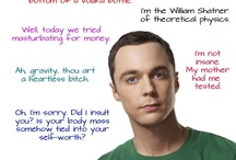 Big Bang Theory / by Hillary DeVaney