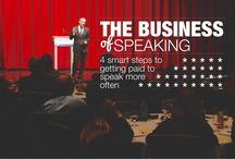 How to Make Money Speaking / Learn the business of speaking. How to create a profitable business