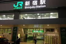ヒロセの行きたい新宿!!