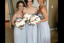 My Bridesmaids / Bridesmaids hairstyles