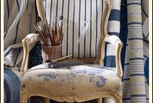 Mix and match upholstery