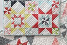 Beginner Quilting / Quilting for Beginners.  Beginner Quilting Tips, Tutorials, and Patterns