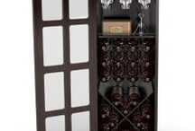 Wine Racks for Hallway