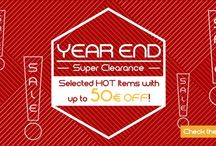 Year-End Clearance Deals / Christmas Sales ends but still looking for LOW PRICE DEALS?    You can now get a Head Start on Next Year's shopping by checking out our Year-End Deals.   Find the LOW PRICE on HOT items, Overstock Items below with CRAZY PRICE CUT up to 50€ OFF!    Let's Greet 2015 & Happy Shopping!