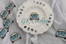 Boys cookies / cookies for boys