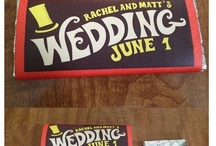 Movie inspired wedding
