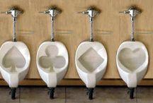 Прикольные туалеты
