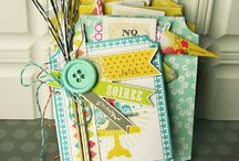 scrapbooking ideas / by Sheila Billy Marker
