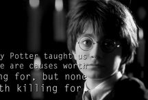 #HarryPotterLessons