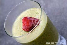 Healthy and TASTY smoothies