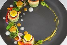 Plating and Food Photography Inspiration