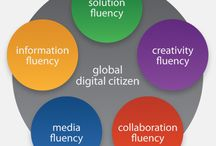 Global digital Citizenship / Links to 21 Century Fluencies, reasons why we need to connect students. Global resources, projects. Tools to connect.