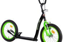Sparkcyklar / Sparkcykel för barn.
